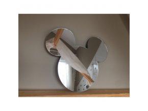 Zrcadlo Metoo na zeď - Myška