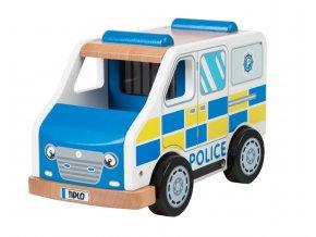 Tidlo Set Policejní dodávka