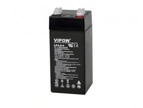 Baterie olověná 4V 4.9Ah VIPOW