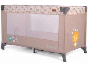 Cangaroo Dětská ohrádka Africa - béžová