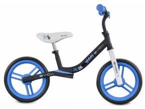 Byox Dětské balanční kolo Zig-Zag, modré