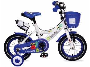 Byox Dětské kolo 1281, modré