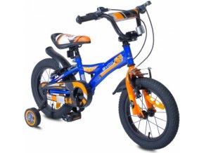 Byox Dětské kolo Rapid 14, modré