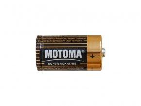 Baterie C (LR14) alkalická MOTOMA Super Alkaline