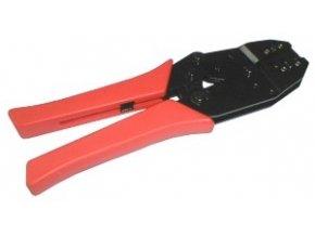 Kleště lisovací na fastony a očka izolované TIPA LY-03C