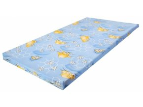 Danpol Pěnová (molitanová) matrace 120 x 60 cm - klukovské barvy,různé motivy