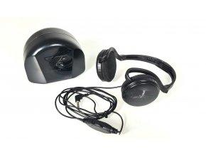 XP FX-03 sluchátka s regulací hlasitosti + box