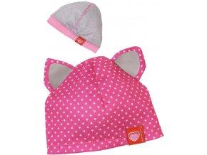 ZAPF CREATION Dolly Moda čepice pro panenku miminko 2 druhy