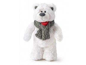 Hračka Lumpin lední medvěd ICY střední, 30 cm