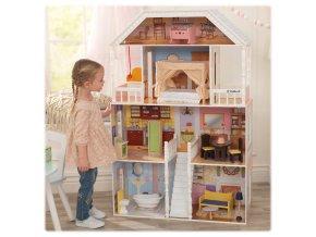 KidKraft Domeček pro panenky Savannah