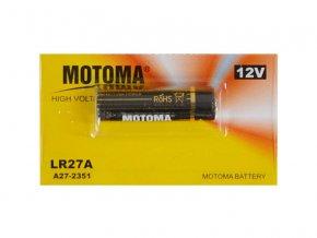 Baterie 27A MOTOMA alkalická