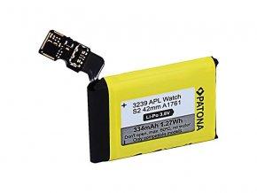Baterie Apple Watch 2 334mAh A1761 42mm PATONA PT3239
