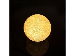 Dekorace vánoční 55978E koule 8cm