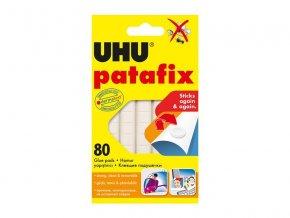 Lepící guma UHU PATAFIX bílá