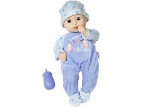 ZAPF BABY ANNABELL Little panenka miminko Alexander 36cm měkké tělíčko