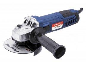 Úhlová bruska 115 mm / 600 W PRAKTIK BLUE LINE