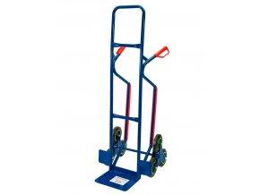 Rudl schodišťový 150 kg PRAKTIK