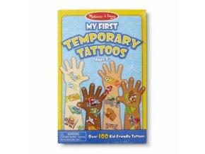 Dětské chlapecké tetování Melissa&Doug