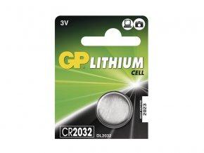 Baterie CR2032 GP lithiová