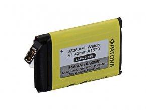 Baterie Apple Watch 1 246mAh A1579 42mm PATONA PT3238