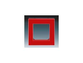 5255 ramecek jednonasobny cervena kourova cerna 3901h a05010 65