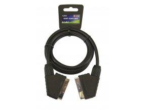 5346 av kabel scart scart 1 5 m emos sl2001