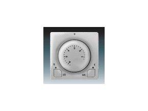 5676 termostat univerzalni otocny svetle seda 3292g a10101 s1