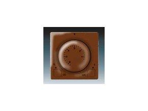 5677 termostat univerzalni otocny hneda 3292g a10101 h1