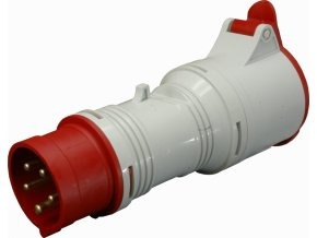 5861 a 3253 43 adapter 400v 5p 4p 32a ip 44 sez