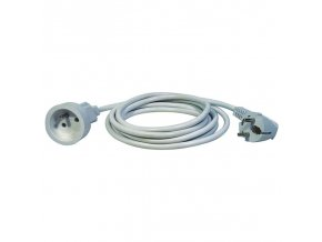 6470 prodluzovaci kabel bily spojka 5m emos p0115