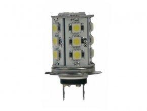 Autožárovka LED 12V H7 18LED/3SMD STU