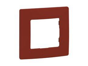 6852 ramecek jednonasobny cervena niloe 665021