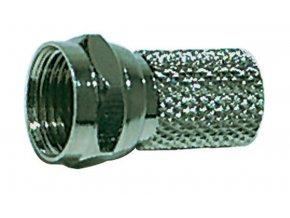 3894 konektor f m5609h vidlice pro koax cb 50 100 emos k7331