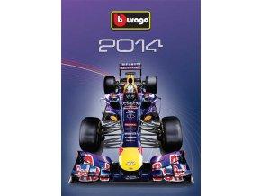 BBURAGO Produktový katalog 2014 Závodní Auta Autodráhy A4