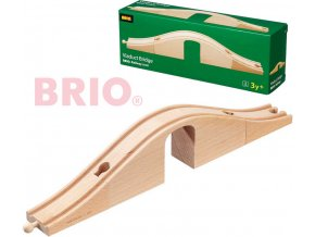 124170 brio drevo most s podjezdem prislusenstvi k vlackodraze drevene hracky