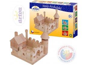 111291 detoa stavebnice maly architekt drevene hracky