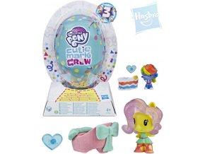 122805 hasbro mlp my little pony cutie mark set zviratko v balonku s doplnky plast