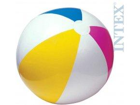 INTEX Míč dětský klasický nafukovací trojbarevný 61cm 59030