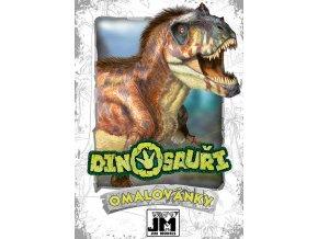 128379 jiri models omalovanky a5 dinosauri