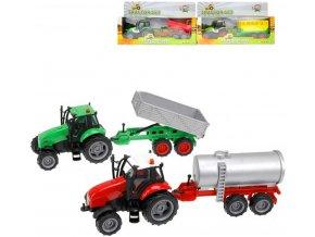 103170 kids globe traktor kov set s vleckou na baterie svetlo zvuk ruzne druhy