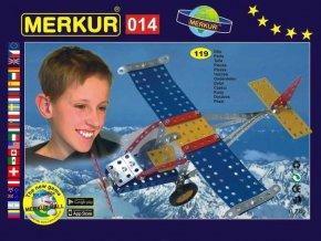 116355 merkur 014 letadlo kovova stavebnice