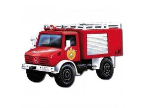 SEVA Monti System 16 Auto Mercedes Unimog FIRE BRIGADE MS16 0106-16