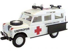 SEVA Monti System 35 Auto Land Rover UN AMBULANCE MS35 0101-35