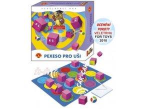 112668 alexander hra pexeso pro usi v krabici spolecenske hry