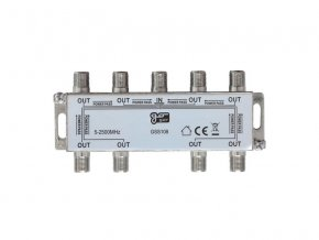 88011 antenni rozbocovac gosat gss108 8 vystupu