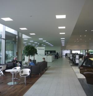 LED interiérové osvětlení