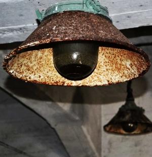 Revitalizace původního osvětlení