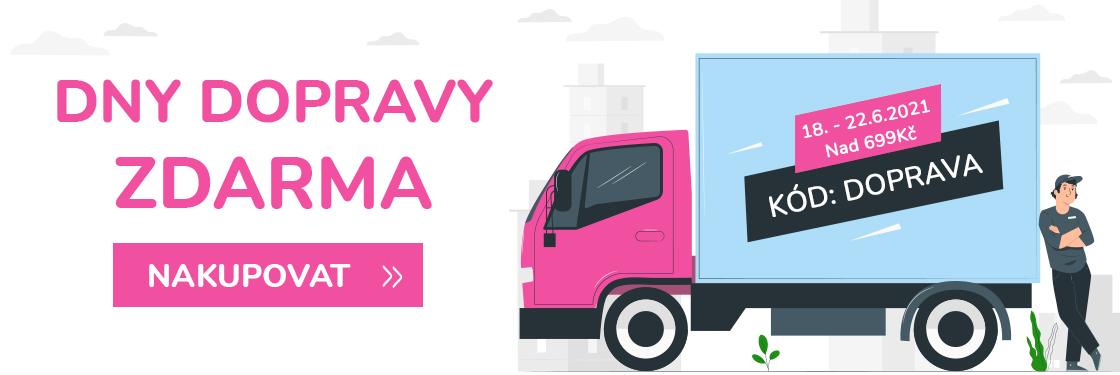 Využijte <b>dny dopravy zdarma</b>