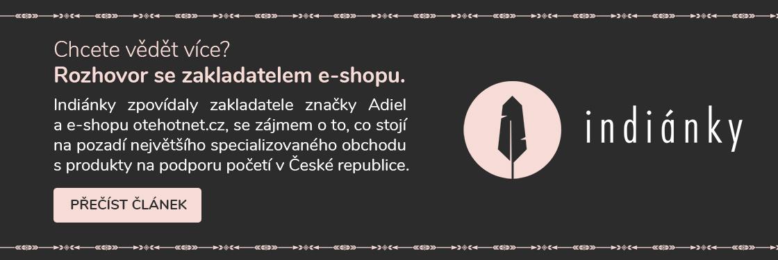 <b>Rozhovor</b> se zakladatelem e-shopu otehotnet.cz