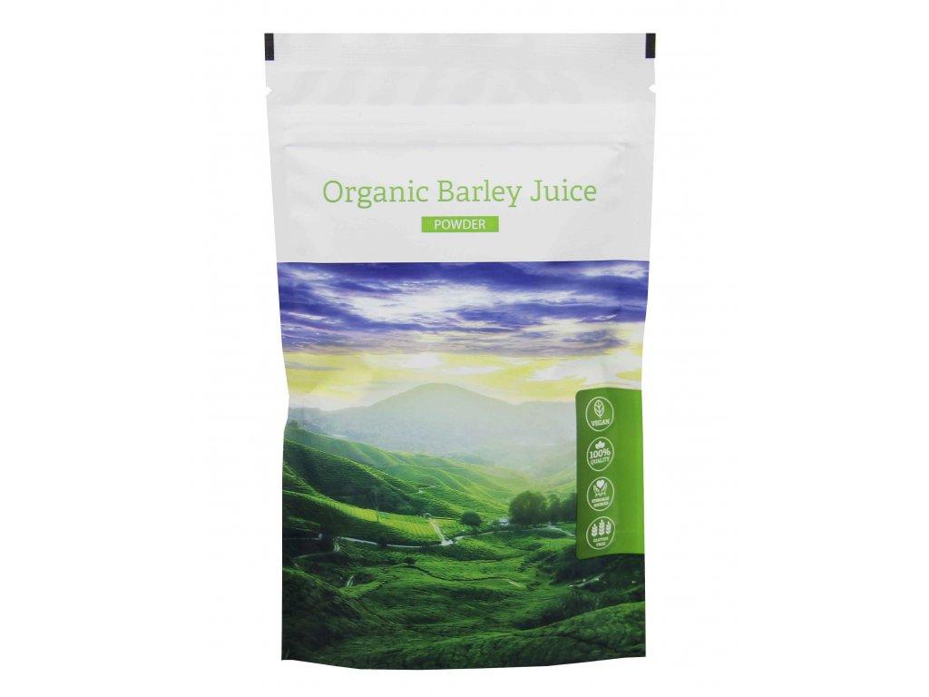 Energy Organic Barley Juice Powder- mladý ječmen v prášku, 100g